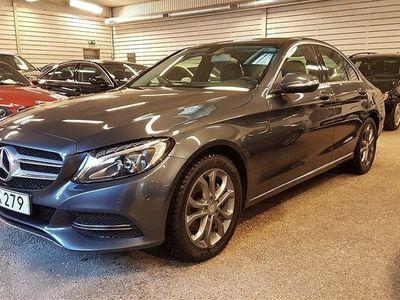 begagnad Mercedes C220 CDI BLUETEC AUT 170 HK