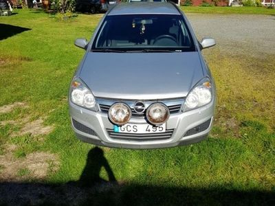 begagnad Opel Astra Caravan 1.9