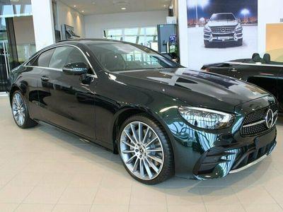 begagnad Mercedes 450 E4Matic Coupé AMG/Parkeringsvärmare