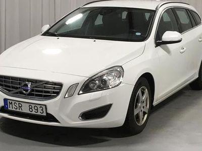 begagnad Volvo V60 1.6D DRIVe 2012, Kombi 72 500 kr - 88 000 kr
