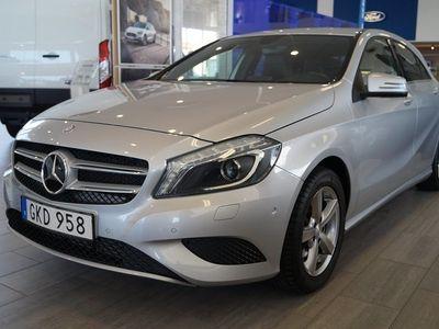 begagnad Mercedes 180 Benz A Euro 6 2015, Personbil 144 000 kr