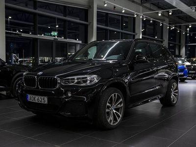 begagnad BMW X5 xDrive40d M-Sport 313hk Navi Svensksåld