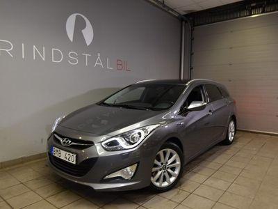 begagnad Hyundai i40 cw 1.7 CRDi 136 HK BUSINESS NYBES