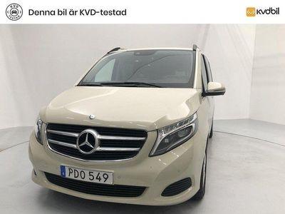 begagnad Mercedes V220 d W447 (163hk)