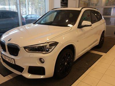 begagnad BMW X1 xDrive20d M-sport / Panorama
