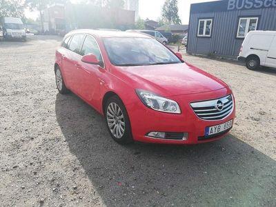 begagnad Opel Insignia Sports Tourer 2.0 CDTI 4x4 160h -11