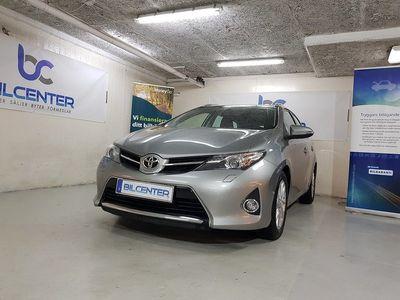 begagnad Toyota Auris Touring Sports 1.4 D-4D 90Hk | Nybesiktigad