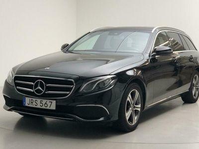begagnad Mercedes E220 E-Klass4MATIC Kombi S213 SE Edition, GPS, Backkamera