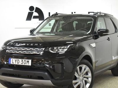 begagnad Land Rover Discovery Signature 3,0D SDV6 AWD -19