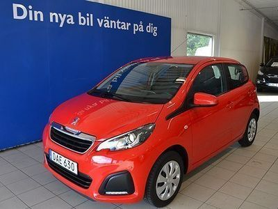 begagnad Peugeot 108 5D Active PureTechLimited Edition