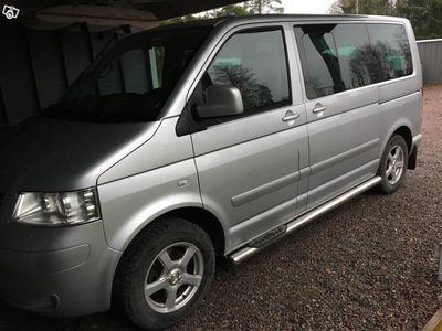 gebraucht VW Multivan T5-07