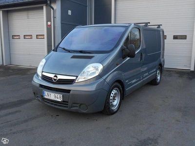 begagnad Opel Vivaro NY BES. -11