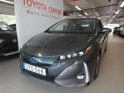 begagnad Toyota Prius Plug-in Hybrid Executive