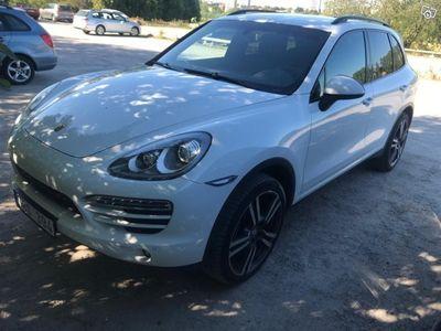 begagnad Porsche Cayenne Diesel 3.0 245hk -13