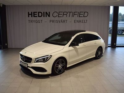 begagnad Mercedes CLA250 4MATIC SB //DRAG // AMG // NIGHT PACKAGE