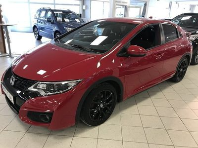 begagnad Honda Civic 1.8 i-VTEC Euro 6 142hk