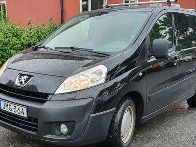begagnad Peugeot Expert Skåpbil 2.0, 128 Hk, Man 6 Vxl