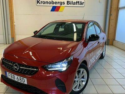 begagnad Opel Corsa 5-D Elegance Plus 1.2 Manuell 2021, Halvkombi Pris 170 370 kr