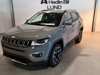 begagnad Jeep Compass 1,4 170hk / 4WD / LIMITED / PANORAMA