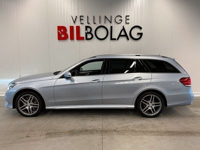 begagnad Mercedes E350 BlueTEC 4M 4MATIC 7G-Tronic Plus AMG Sport Euro 6 252hk