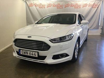 begagnad Ford Mondeo Kombi TDCi Business Dieselvärmare 2017, Personbil 212 000 kr
