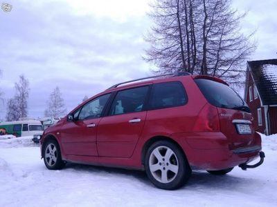 gebraucht Peugeot 307 sw hdi reservdelsbil eller rep -03