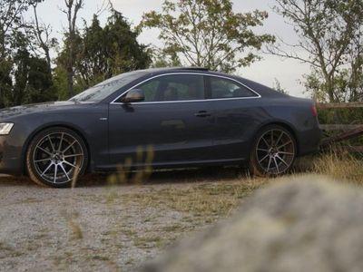 begagnad Audi A5 coupé 3.2 -09