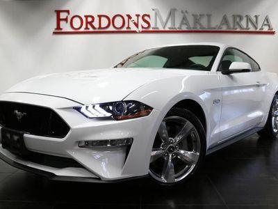 brugt Ford Mustang GT FASTBACK V8 PRIVATLEASING