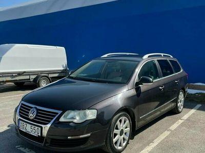 begagnad VW Passat 2,0 FSI VAR