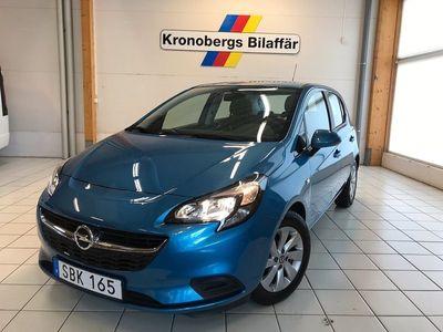 begagnad Opel Corsa Enjoy Plus 5-D 1.4 90 Hk Manuell