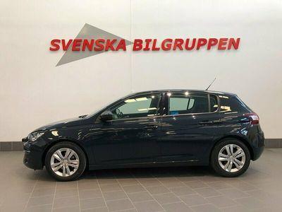 begagnad Peugeot 308 1.6 BlueHDI FAP Active Eu6 120hk M-värmare