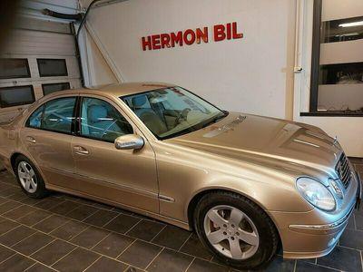begagnad Mercedes E320 5G-Tronic 224hk