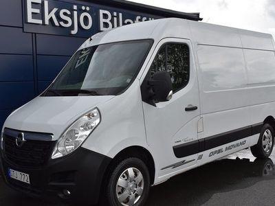 begagnad Opel Movano Vivaro Van 2.3 CDTI 2011, Transportbil 79 500 kr