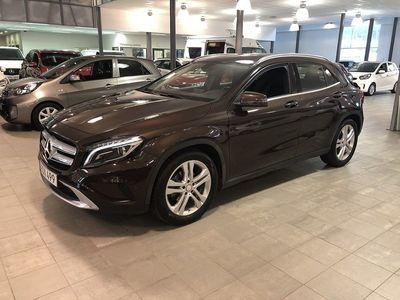 begagnad Mercedes GLA220 CDI 4MATIC -14