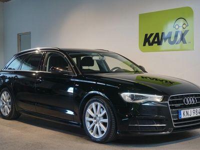 begagnad Audi A6 2.0 TDI Q S-Line / Dvärm, 190hk