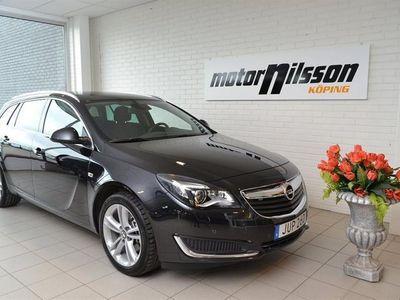 begagnad Opel Insignia Sports Tourer Business 2.0 CDTI 4x4 (170hk)