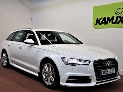 begagnad Audi A6 Avant 2.0 TDI S-Line | Söndagsöppet 27/10 | Backkamera | D-Värmare |