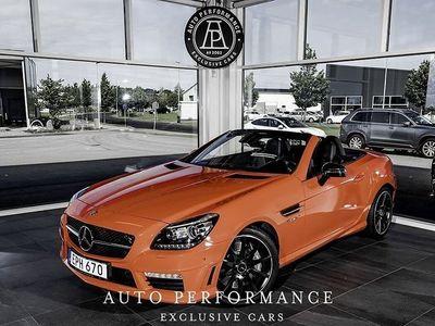 begagnad Mercedes SLK55 AMG AMG / Från 5207:-mån /
