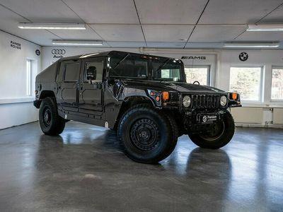 begagnad Hummer H1 UNIK 6.5 V8 400HK AVBETALNING FRÅN 5500KR