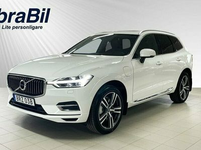 begagnad Volvo XC60 T6 AWD Recharge Inscription Expression