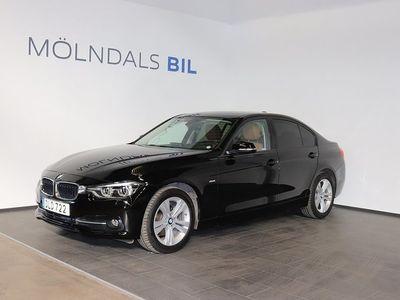 begagnad BMW 320 d xDrive Sedan Läder Navi Head-Up 190hk 1.000 mil