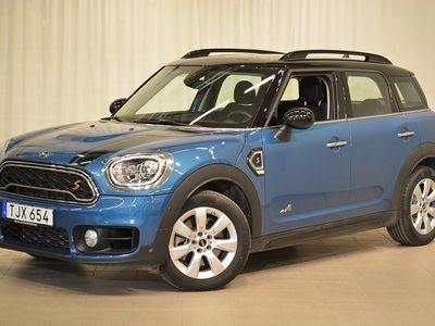 brugt Mini Cooper S Countryman ALL4 Automat Nav Experience 6 192hk