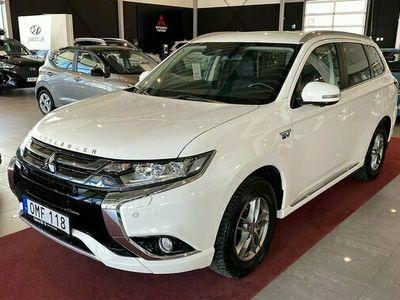 begagnad Mitsubishi Outlander P-HEV 4WD BUSINESS AUTOMAT