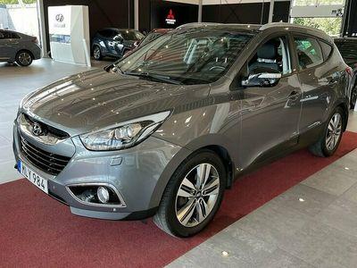 begagnad Hyundai ix35 2.0 CRDI-R 136 HK Premium 4WD Automat