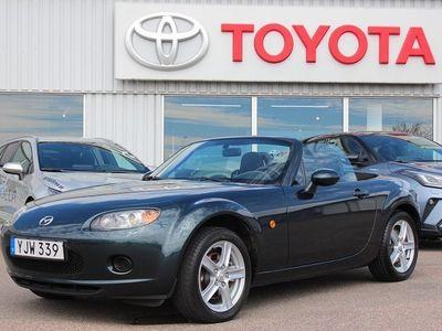 begagnad Mazda MX5 Soft-top 1.8 126Hk