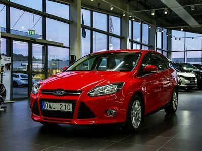 begagnad Ford Focus Kombi 1,0T Ecoboost Titanium 125hk
