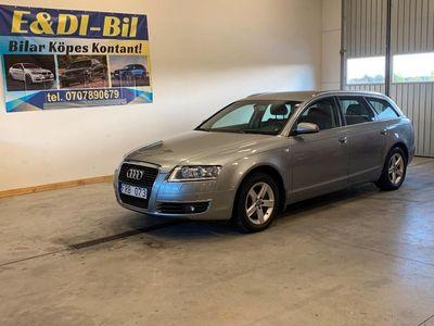 begagnad Audi A6 AV 2.7 TDI MULTI