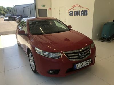 begagnad Honda Accord 2,2 Lifestyle sedan
