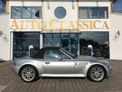 used BMW Z3 2.2i Roadster 170 HK
