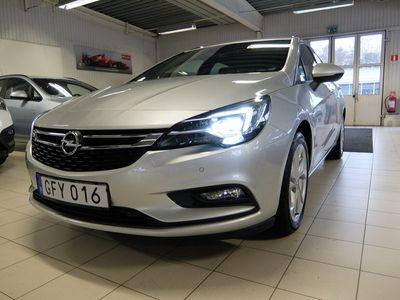 begagnad Opel Astra Sports Tourer Dynamic 1.4T M6 2018, Kombi 174 000 kr